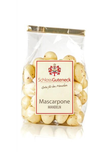 Mascarpone Mandeln