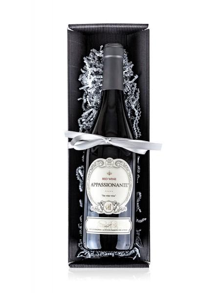 Rotwein Appassionante 2015 Geschenkverpackung