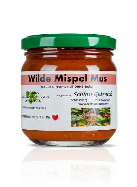 Wilde Mispel Mus