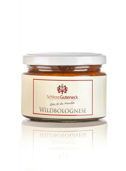 Wildbolognese