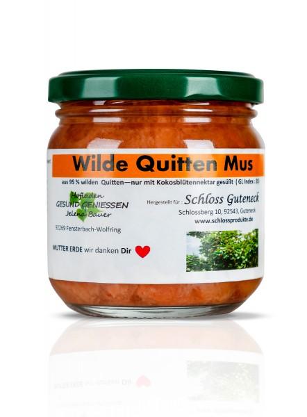 Wilde Quitten Mus