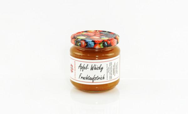 Apfel- Whisky Fruchtaufstrich